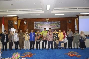 Sukses Gelar Rakor Pengembangan Perpustakaan di Kota Bontang