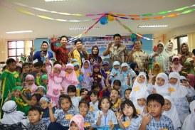 Lomba Mewarnai Memperingati Hari Anak Nasional