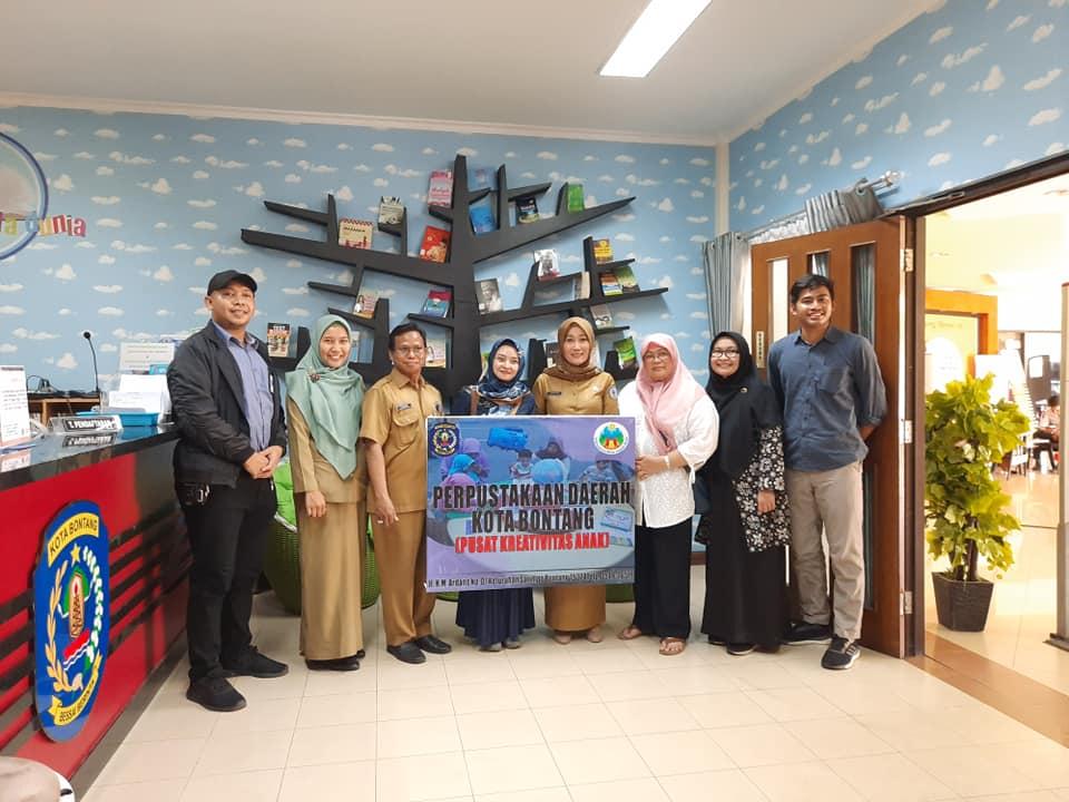 DPK sebagai pusat Kreatifitas Anak melalui Tim KPPA