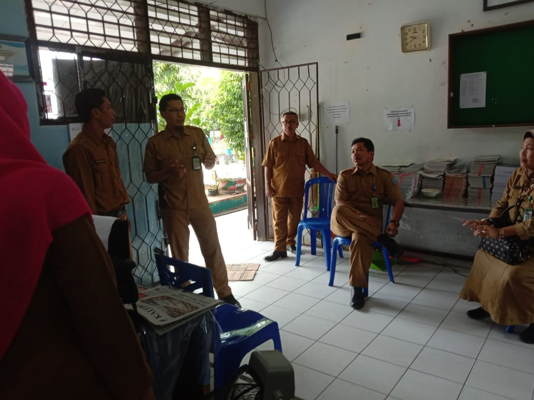 Akreditasi Perpustakaan Sekolah di Bontang