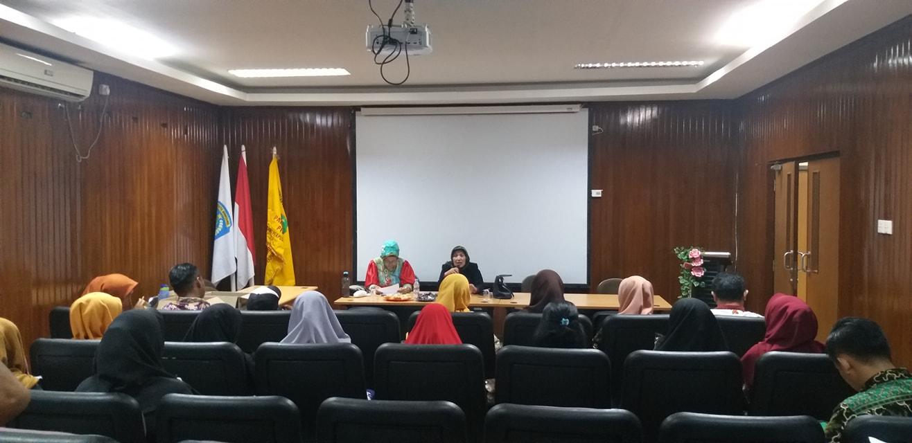 Rapat Umum Evaluasi Kinerja Organisasi DPK