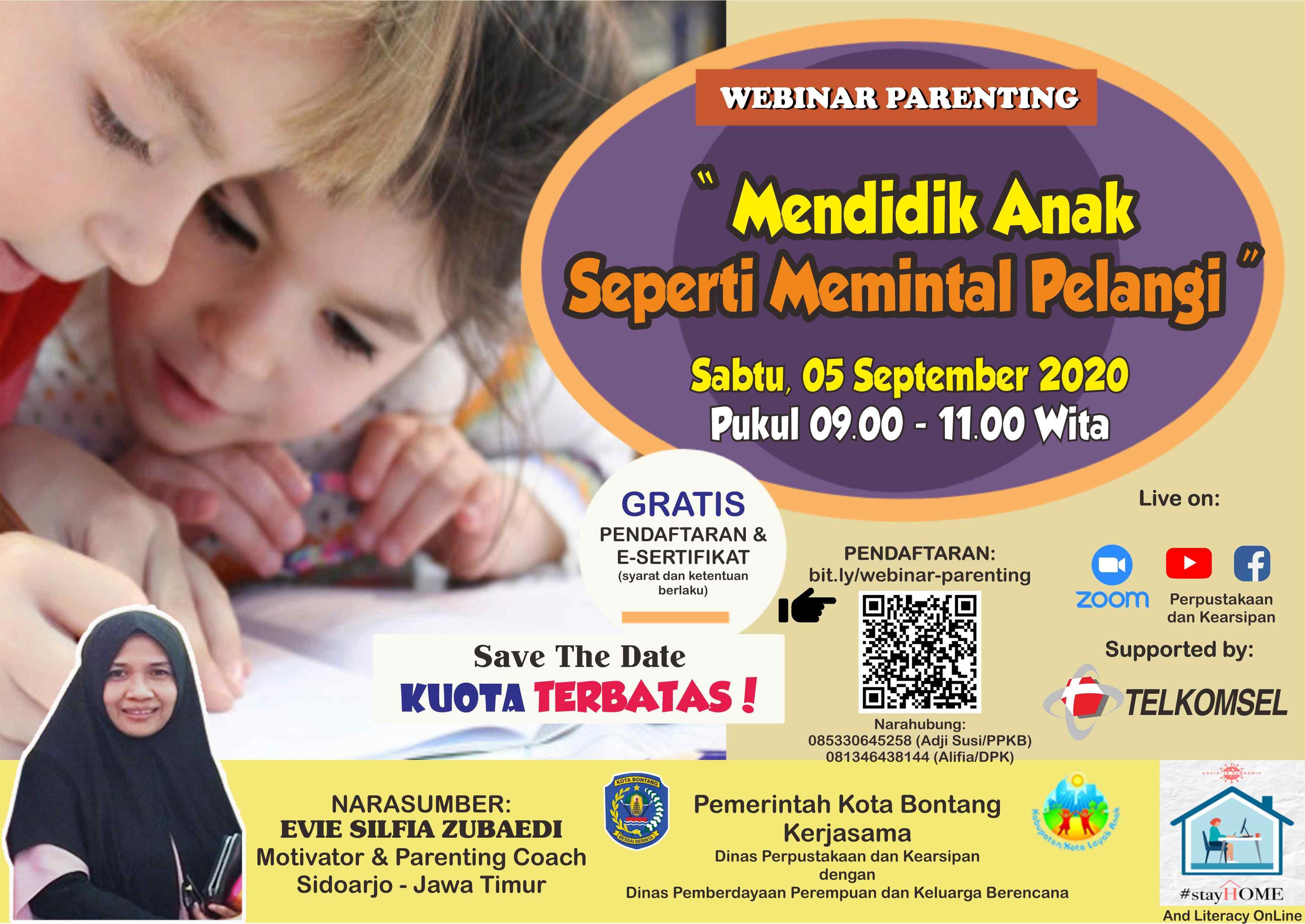 Webinar Parenting